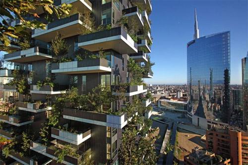 Milano, i-ambiente