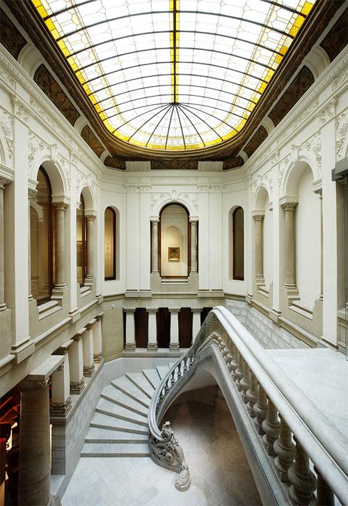 Fundación Mapfre Barcelona: Casa Carriga-Nogués, © José Hevia