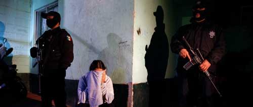 Amnesty International: Gewalt gegen Frauen in Mexiko durch Polizei und Militär