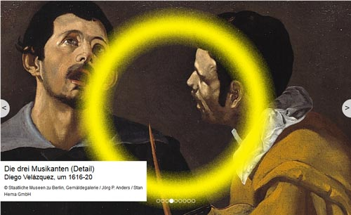 «El Siglo de Oro. Die Ära Velázquez»