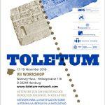Toletum-Workshop: Die Stadt außerhalb der Stadt: <em>suburbia</em> zwischen Republik und Spätantike