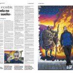 Pelota-Berichterstattung im «Diario Vasco» und im «Diario de Navarra»