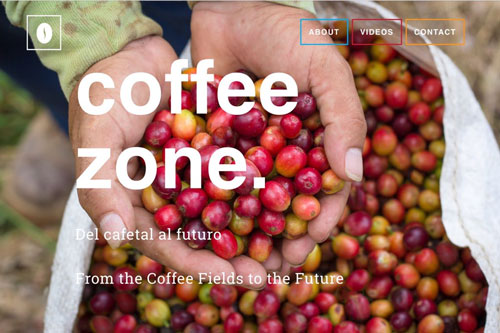 Del cafetal al futuro / From the coffee fields to the future