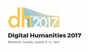 Digital Humanities 2017