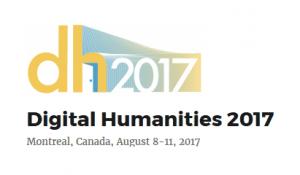 Digital Humanities 2017