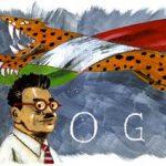 José Clemente Orozco im Google Doodle