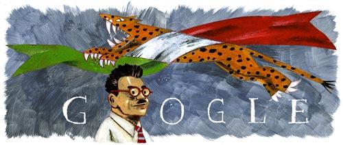 Google-Doodle José Clemente Orozco