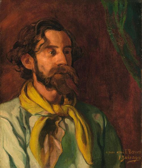 Ignacio Zuloaga: Portrait of Émile Bernard