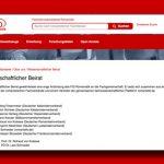 Bericht zur dritten Beiratssitzung des FID Romanistik