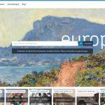Digitalisate Recherchieren in der Europeana