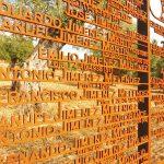 Historische Erinnerung und der Friedhof von Granada