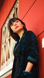 María Paz Valdebenito, © Camila Labraña-Díaz