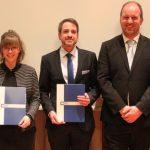 Verleihung des Reinhard Kiesler-Preises 2019