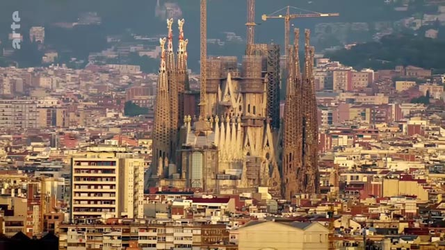 Ein Tag in Spanien: Sagrada Familia in Barcelona