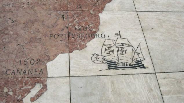 Die Portugiesen hofften auf die Schätze im Orient, fanden allerdings Brasilien.