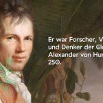 Alexander von Humboldt online