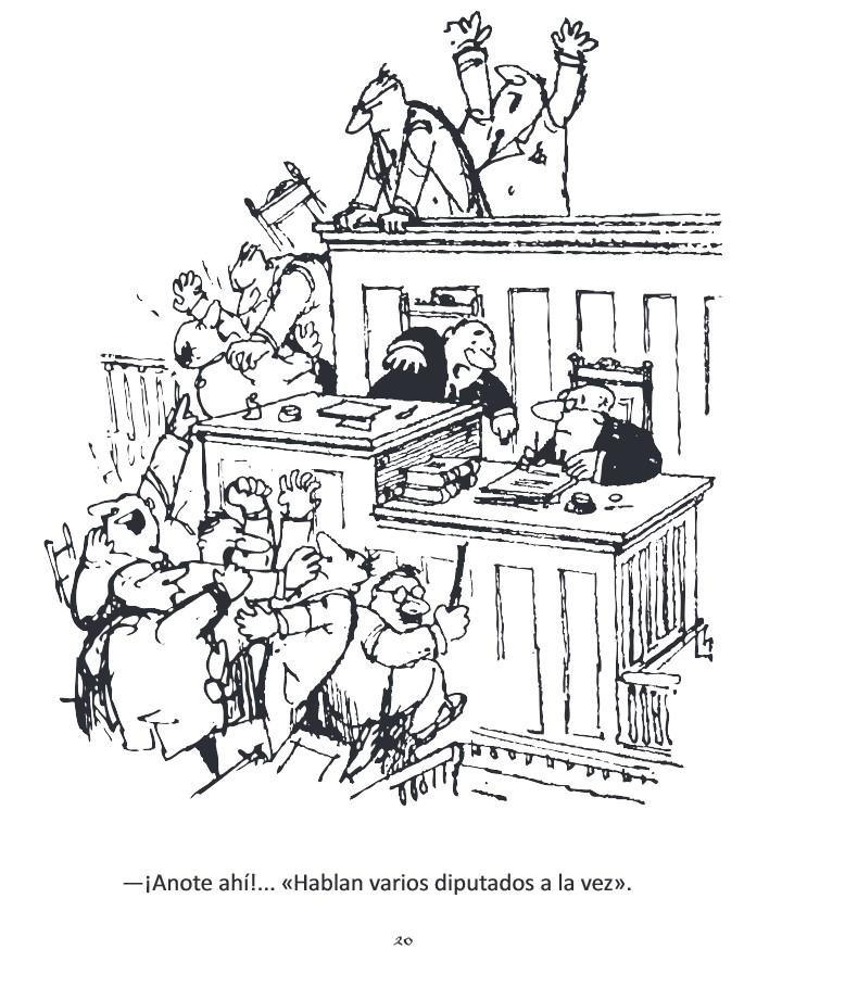 Señoras Señores de by Renzo Pecchenino (Lukas) pp. 20