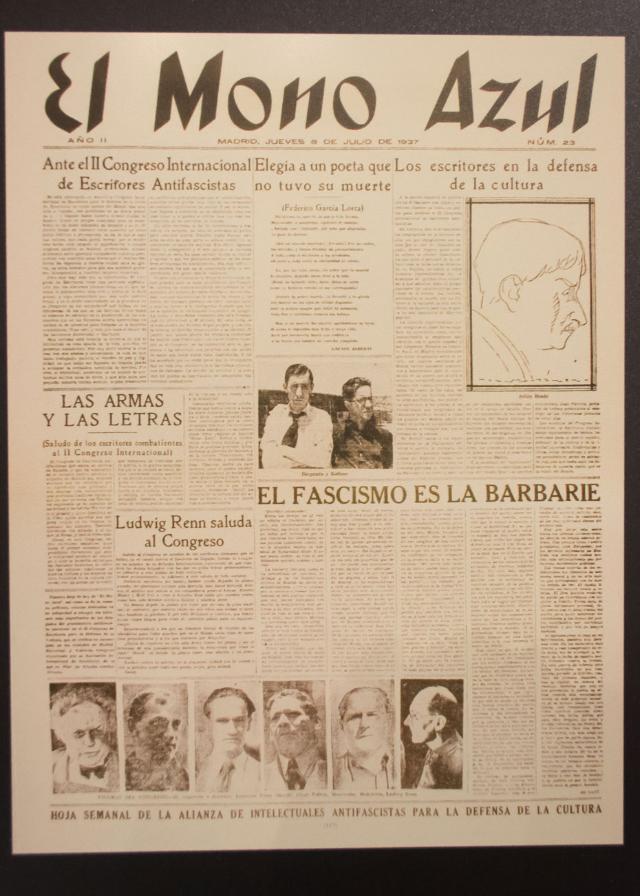 Revista El Mono Azul