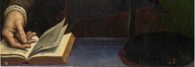 «Retrato de caballero» von Daniele Ricciarelli da Volterra