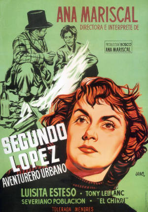 Segundo López, der Stadtabenteurer