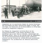 """""""Rotspanier"""" – Ausstellung zu spanischen Zwangsarbeiter*innen im Zweiten Weltkrieg"""