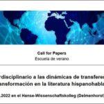 Sommerschule zu kulturellen Transformationsdynamiken und Workshop des FID zur Digitalisierung des Publizierens