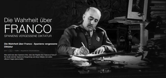 Die Wahrheit über Franco: Spaniens vergessene Diktatur