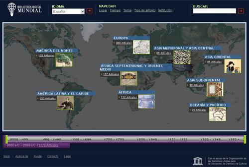 World Digital Library stellt weltweit historische Digitalisate zur Verfügung