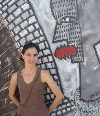 Yoani Sánchez - Autorin von 'Generación Y'